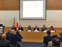 第27回日本・スペイン経済合同会議の様子