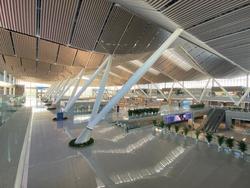 中国の鉄道駅は空港のようだ。北京朝陽駅.jpg